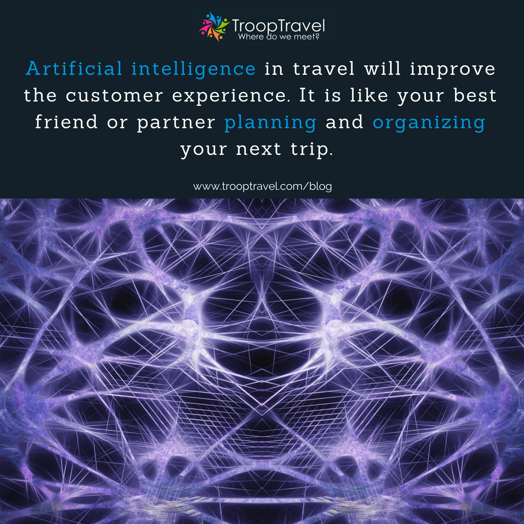 artificial intelligence and travel