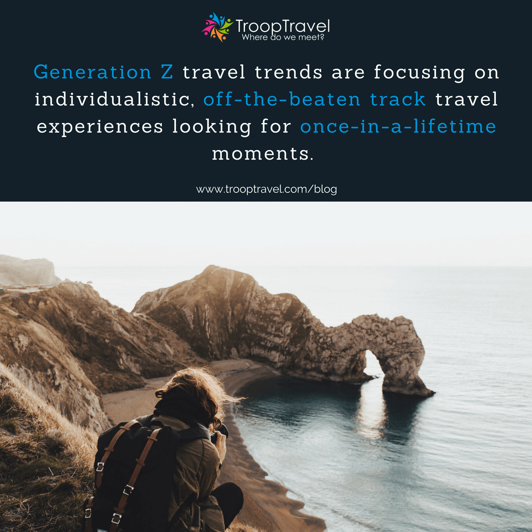 Generation Z Travel Trends