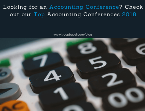 Top Accounting Conferences in 2018