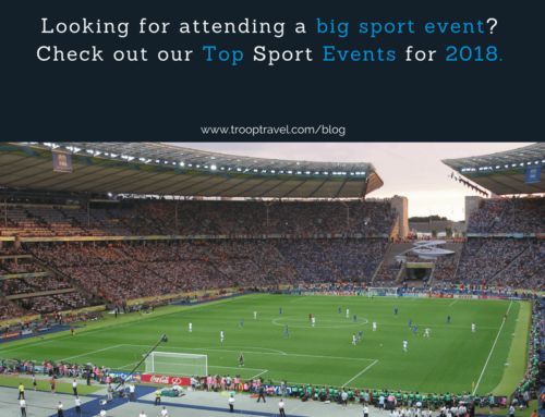 Top Sport Events in 2018