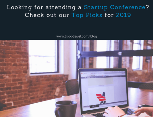 Top Startup Conferences 2019