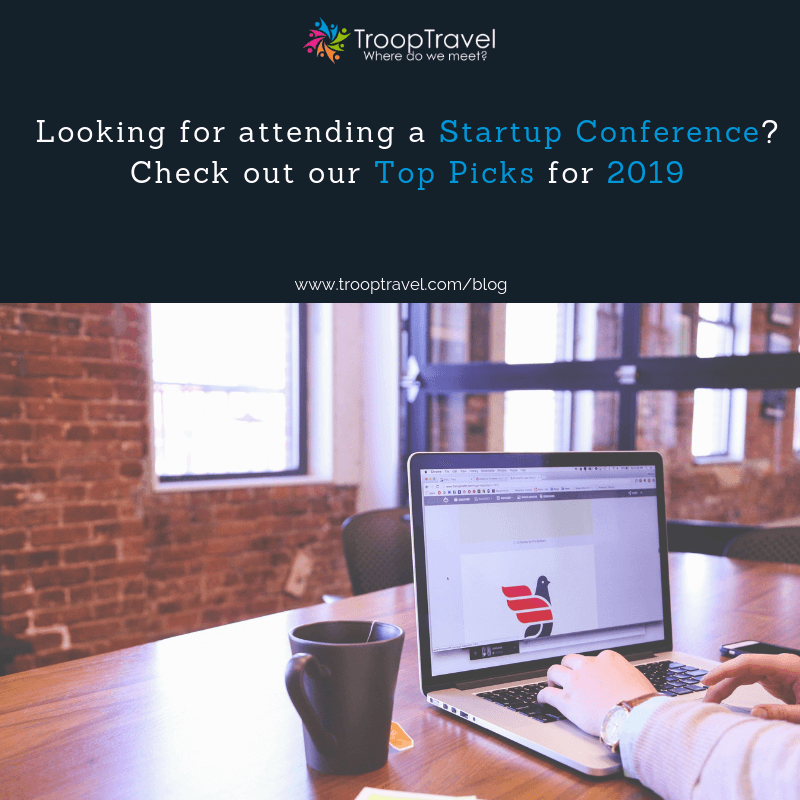 Top Startup Conferences in 2019