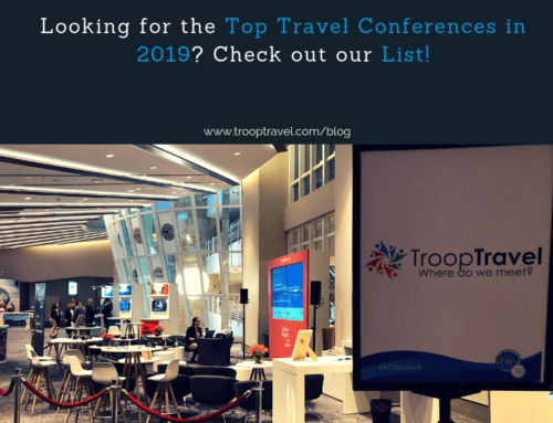 Top Travel Conferences 2019 – TroopTravel Top Picks