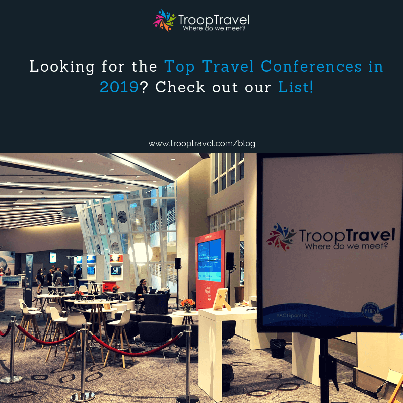 Top Travel Conferences 2019