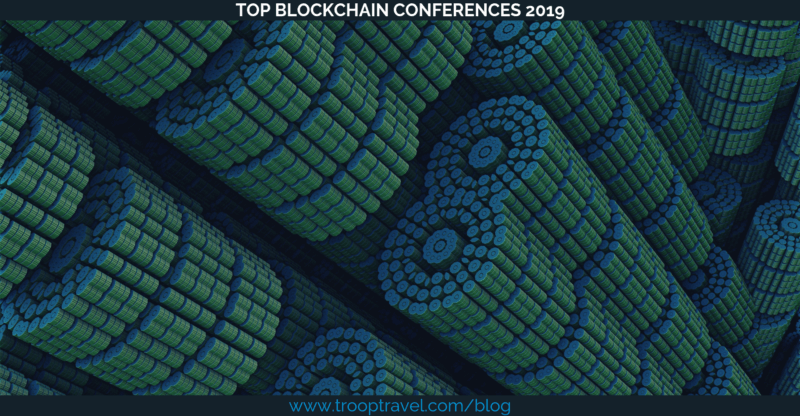 Top Blockchain Conferences 2019